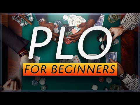 Starting Hands in Pot Limit Omaha - What Hands to Play in PLO?