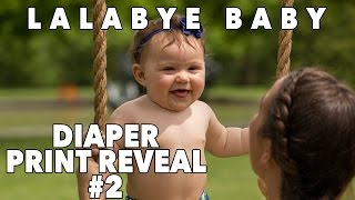 Lalabye Baby NEW DIAPER REVEAL #2! Spring 2016