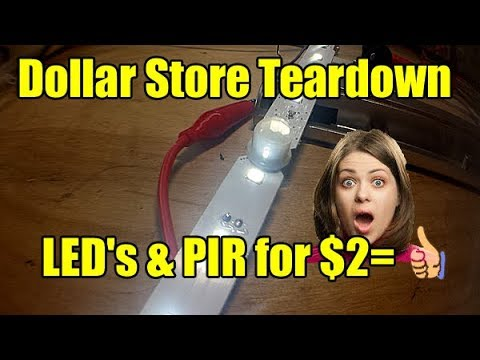 Dollar Store Teardown: Motion Brite