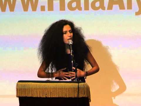 Hala Alyan Poetry About Palestine