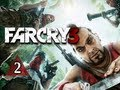 Far Cry 3 Walkthrough Part 2 Pirate Outpost Let s Play Gameplay Commentary