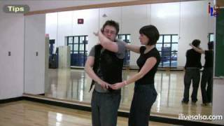 FREE Salsa Dancing Lessons - The Strip Drape