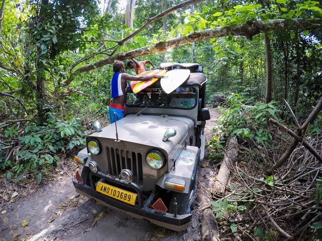 Exploring & Surfing in Little Andaman with A&N Surf Academy