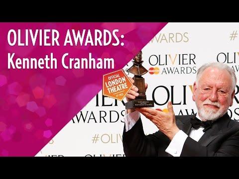 Olivier Awards 2016 winners  Kenneth Cranham