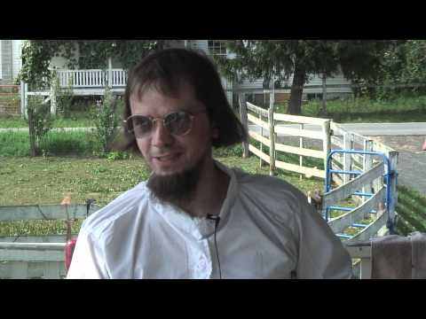 This Amish Apprentice Auctioneer Will Fantastic You