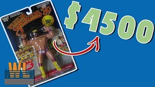 10 RAREST & MOST EXPENSIVE WWF LJN Figures ever Sold!