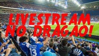 FC PORTO vs GD CHAVES! DIRETO DO ESTÁDIO!