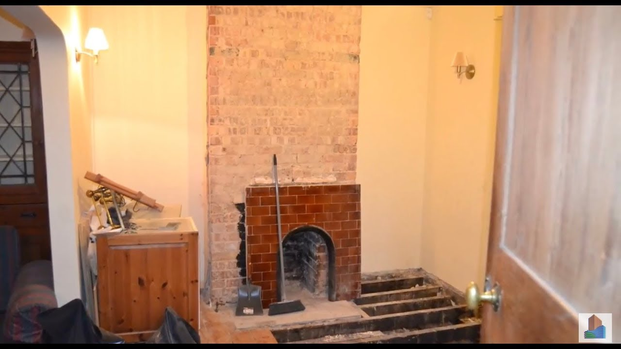 How To Remove Chimney T Removal
