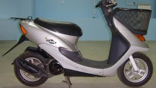 Ремонт Honda Dio Cesta. Часть 2.