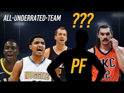 Der unterbewertetste POWER FORWARD der NBA!