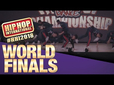 Kindred - Philippines | Bronze Medalist MegaCrew Division at HHI's 2018 World Finals