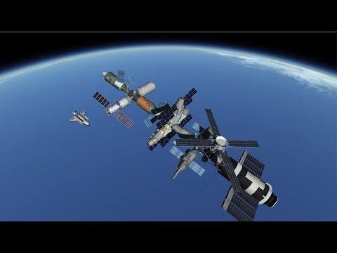 International Skylab - Episode 4 - Mir and Tiangong