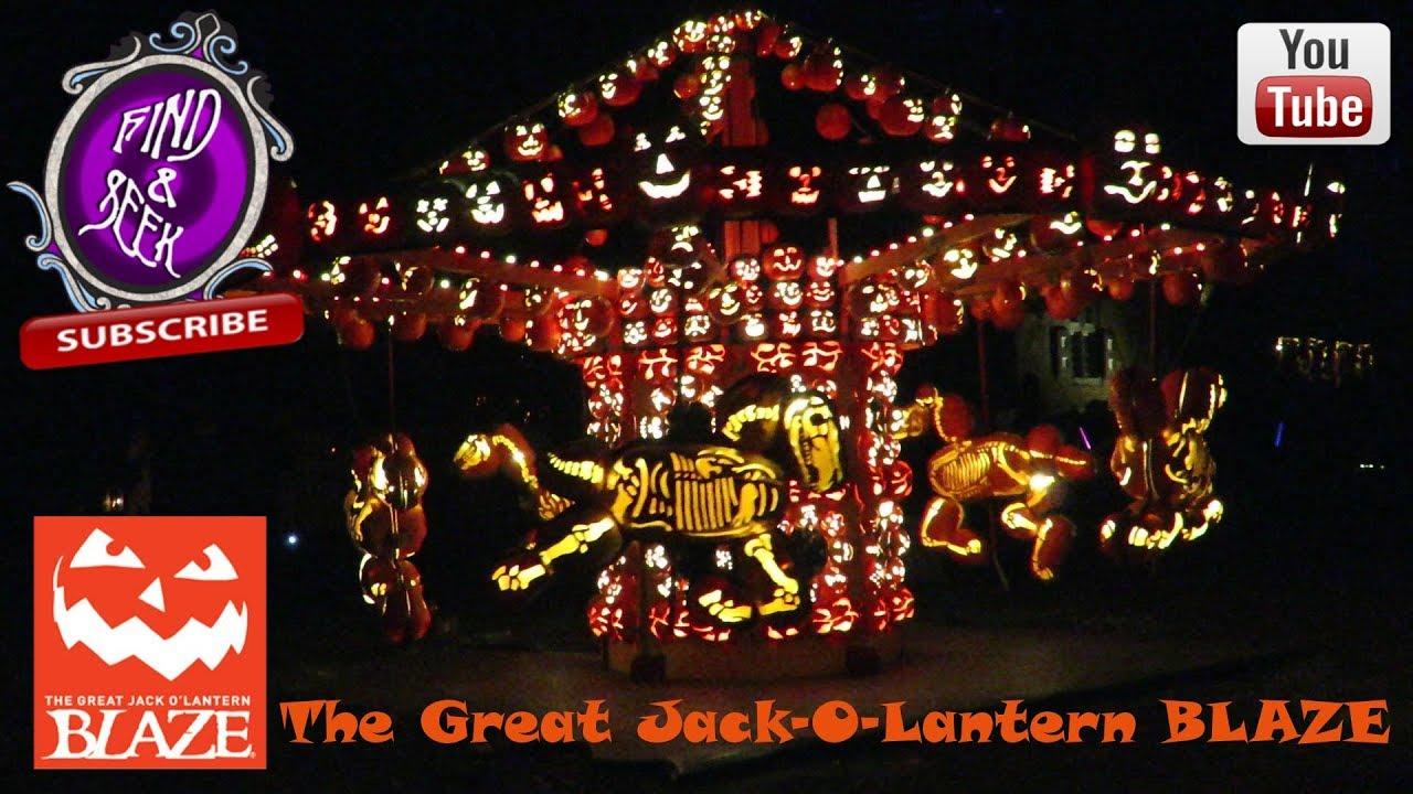 Great Jack O Lantern Blaze Bethpage