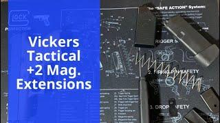 Vickers Tactical Glock 43 plus…