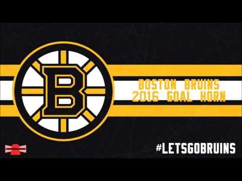 Boston Bruins 2016 Goal Horn