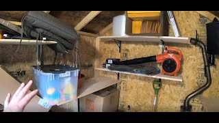 homepage tile video photo for LastHumansHomeLife: The Shed Cleanup and Remodel!