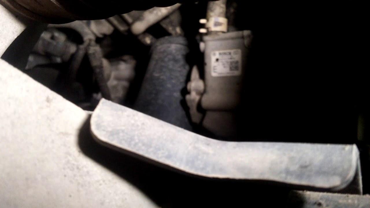 honda cr-v 1 6 i-dtec fuel filter location