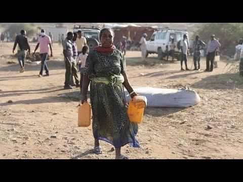 Sudan, rifugiati etiopi varcano il confine per sfuggire alla guerra