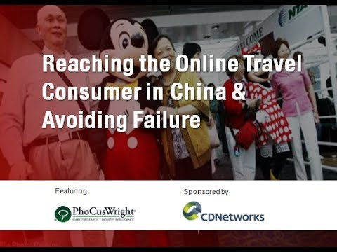 Reach China's Outbound Travel Consumer Online & Avoid Failure