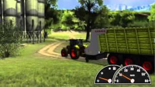 Agricultural Simulator 2011 - Official Game Trailer