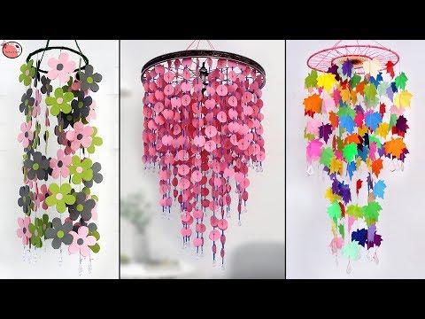 6 Beautiful Wall hanging Ideas !!! DIY Handmade Things
