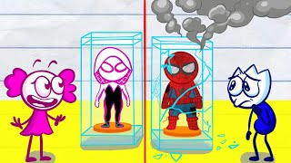 Nate Is Nothing Without The Suit Man Again | Animated Cartoons Characters    | Animated Short Films