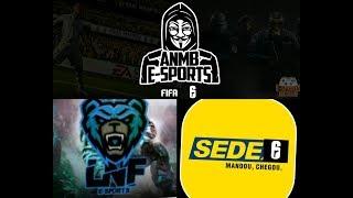 Sede six vs LNF e-Sports - Repescagem ANMB e-Sport