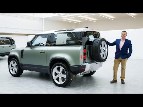 The New Land Rover Defender 2020 - A Necessary Evolution? 4K Feature Film