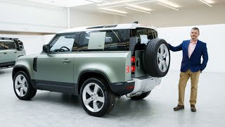 The New Land Rover Defender - A Necessary Evolution? 4K Feature Film