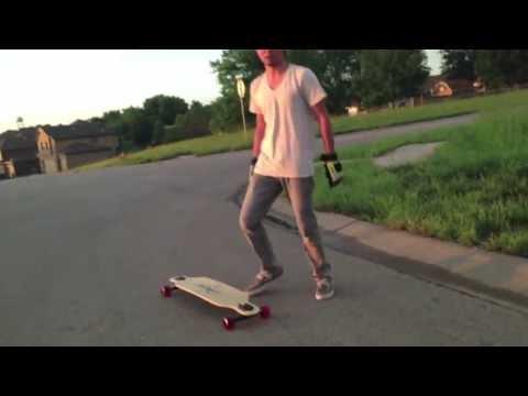 Longboarding - Learning The Basics