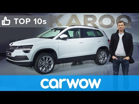 New Skoda Karoq SUV 2018 revealed - is it better than a VW Tiguan?   Top10s