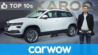 New Skoda Karoq SUV 2018 revealed - is it better than a VW Tiguan? | Top10s