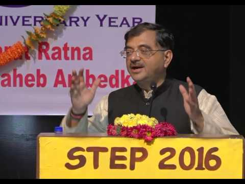 Shri Tarun Vijay  on Political Scenario at STEP: State of the Nation Conclave 16