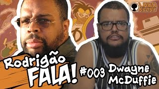 """Dwayne McDuffie"" | Rodrigão Fala! / #003"