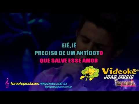 KARAOKÊ - Efeitos - Cristiano Araújo Feat. Jorge