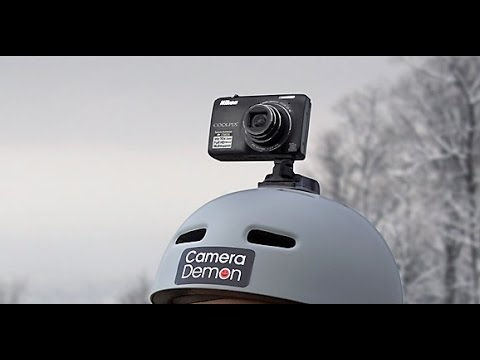 how to mount any cameras on helmet with gopro accessories .