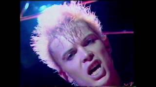 Billy Idol - Eyes Without A Face - Razzmatazz 1984