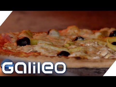 Ofen vs. Pizza-Pfanne – Was bringt den besten Genuss? | Galileo | ProSieben