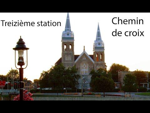 Le Chemin De Croix - Treizième Station