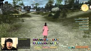 FFXIV A Realm Reborn: summoner/scholar Simultaneous Leveling