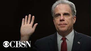 Watch live: Michael Horowitz testifies before the Senate Judiciary Committee