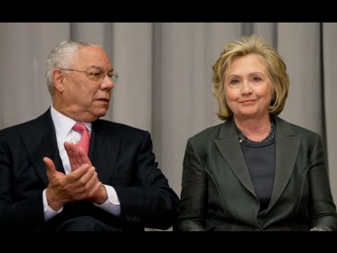 Colin Powell on Hillary Clinton Email Scandal