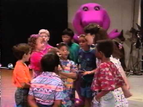 barney the backyard gang rock with barney episode 8 youtube