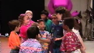 Repeat youtube video Barney & the Backyard Gang: Rock with Barney (Episode 8)