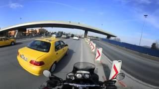 360° Motorcyle Tour in Istanbul - 360 derece motorsikletle istanbul