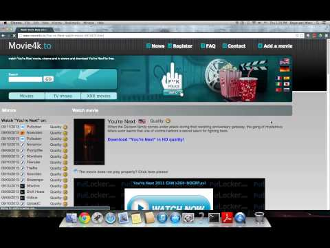 How to Use Movie2k / Movie4k (Windows/Mac/Linux/Android/iPhone) streaming vf