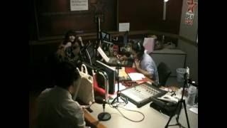 Wan Thanakrit [Press Visit : 95.5 Virgin HitZ]
