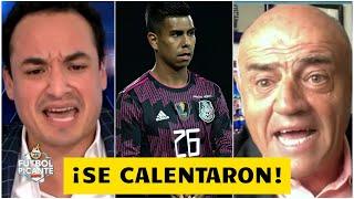 ¡CALIENTE! Chelis PERDIÓ la cabeza al hablar de Efraín Álvarez. ¿Qué dijo del Tata? | Futbol Picante