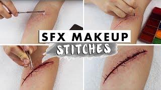 STITCHES · SFX Makeup Tutorial