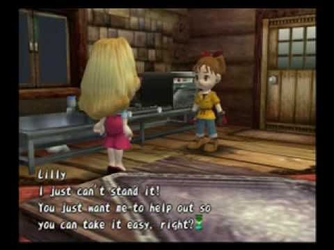 Harvest Moon AWL:SE- Cooking